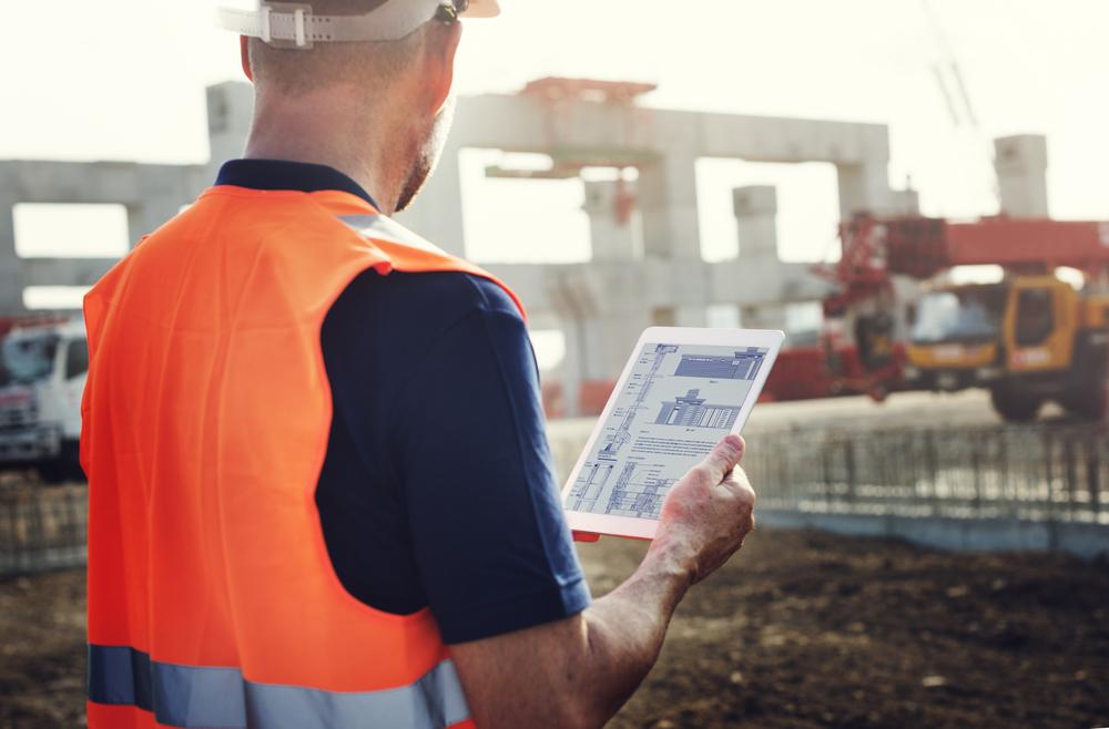 Gestion de chantier sur tablette et smartphone